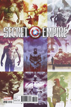 Image: Secret Empire #10 (variant Hydra Heroes cover - Sorrentino)  [2017] - Marvel Comics