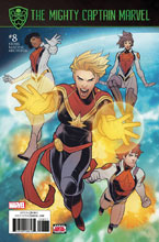 Image: Mighty Captain Marvel #8 - Marvel Comics