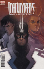 Image: Inhumans: Once and Future Kings #1 (Noto variant cover - 00121)  [2017] - Marvel Comics