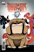 Image: Inhumans: Once and Future Kings #1 (variant cover - Duarte)  [2017] - Marvel Comics