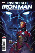 Image: Invincible Iron Man #10 - Marvel Comics