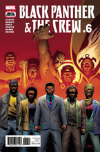 Image: Black Panther and the Crew #6 - Marvel Comics