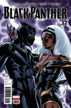 Image: Black Panther #17 - Marvel Comics