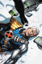 Image: Cable #4 - Marvel Comics