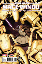 Image: Star Wars: Mace Windu #1 - Marvel Comics