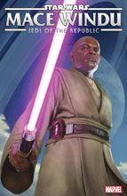 Image: Star Wars: Jedi of the Republic - Mace Windu #1 (variant cover - Rahzzah) - Marvel Comics