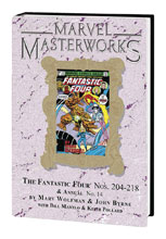Image: Marvel Masterworks Vol. 253: The Fantastic Four Nos. 204-218, Annual No. 14 HC  - Marvel Comics