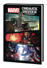 Image: Marvel Cinematic Universe Guidebook: The Good, the Bad, the Guardians HC  - Marvel Comics