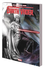 Image: Color Your Own Star Wars: Darth Vader SC  - Marvel Comics