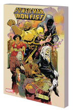 Image: Power Man and Iron Fist Vol. 03: Street Magic SC  - Marvel Comics