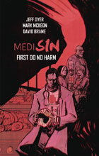 Image: Medisin Vol. 01: First Do No Harm SC  - Action Lab - Danger Zone