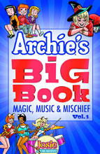 Image: Archie's Big Book: Magic, Music & Mischief SC  - Archie Comic Publications