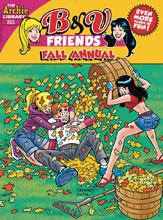 Image: B & V Friends #255 (Fall Annual) Double Digest - Archie Comic Publications