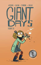 Image: Giant Days Vol. 06 SC  - Boom! Studios - Boom! Box