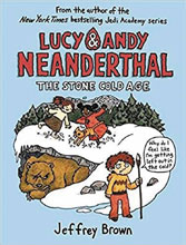 Image: Lucy & Andy Neanderthal Vol. 02: Stone Cold Age HC GN  - Crown Books