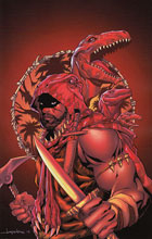 Image: Turok #1 (Lopresti virgin incentive cover - 01071) (30-copy) - Dynamite