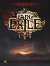Image: Art of Path of Exile HC  - Dynamite