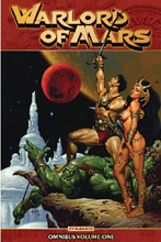 Image: Warlord of Mars Omnibus Vol. 01 SC  - Dynamite