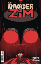 Image: Invader Zim #23 - Oni Press Inc.