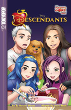 Image: Disney Descendants: The Rotten to the Core Trilogy Vol. 02 SC  - Tokyopop