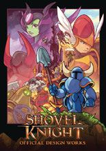 Image: Shovel Knight Official Design Works SC  - Udon Entertainment Inc