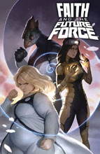 Image: Faith and the Future Force #2 (cover A - Djurdjevic) - Valiant Entertainment LLC