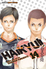Image: Haikyu!! Vol. 14 GN  - Viz Media LLC