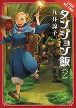 Image: Delicious in Dungeon Vol. 02 GN  - Yen Press