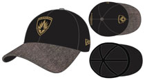 Image: Guardians of the Galaxy Team Shaded 3930 Flex Fit Cap  - New Era Cap Co