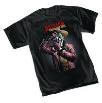 Image: Batman T-Shirt: Killing Joke by Bolland  (XXL) - Graphitti Designs