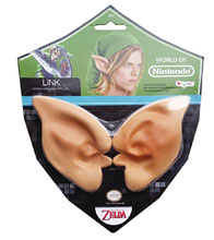 Image: Legend of Zelda Link Hylian Adult Ears Costume Effects Appliance  - Disguise Inc