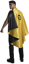 Image: DC Heroes Costume Long Cape: Robin  - Rubies Costumes Company Inc