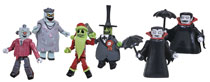 Image: Nightmare Before Christmas Series 5 Minimates Assortment  - Diamond Select Toys LLC