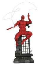 Image: Marvel Gallery PVC Diorama: Daredevil  - Diamond Select Toys LLC