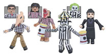 Image: Beetlejuice Minimates Box Set  - Diamond Select Toys LLC