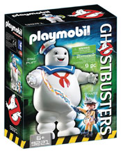 Image: Ghostbusters Playmobil Play-Set: Staypuft  - Playmobil Usa