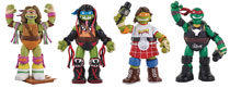 Image: Teenage Mutant Ninja Turtles WWE Collector 6-inch Action Figure Assortment  - Playmates
