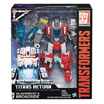 Image: Transformers Gen Titans Ret Voyager Action Figure Assortment 201701  - Hasbro Toy Group