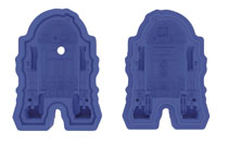 Image: Star Wars Silicone Mold: R2-D2  - Koto Inc.