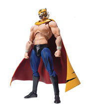 Image: Tiger Mask W S.H.Figuarts Action Figure: Tiger Mask  - Tamashii Nations