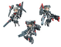 Image: Desk Top Army Y-021D Millenia Series  (Alpha version) - Megahouse Corporation