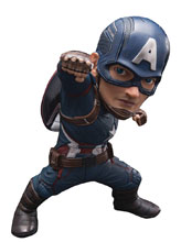 Image: Captain America: Civil War EA-023 Statue - Captain America  - Beast Kingdom