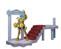 Image: Saint Seiya Blooming Roses Pisces Aphrodite Panoramation  - Tamashii Nations