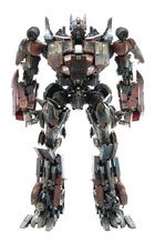 Image: Transformers: Optimus Prime Evasion Ed. Premium Scale Figure  - Three A Trading Company Ltd