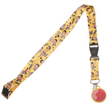 Image: Steven Universe Lanyard  (w/Rubber Charm) - Bioworld Merchandising