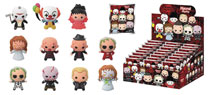 Image: Horror Series 2 Laser Cut Figural Keyring 24-Piece Blind Mystery Box Display  - Monogram Products