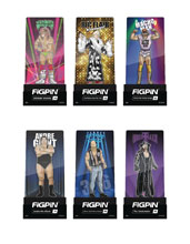 Image: Figpin WWE Legends Figure Pin 6-Piece Assortment  - Cmd Collectibles