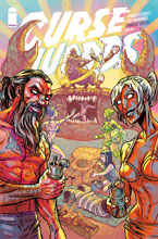 Image: Curse Words Summer Swimsuit Special  (cover A - Browne) - Image Comics