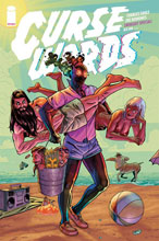 Image: Curse Words Summer Swimsuit Special  (cover B - Quinones) - Image Comics