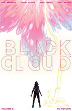 Image: Black Cloud Vol. 02: No Return SC  - Image Comics